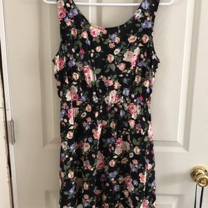 Fun flower dress